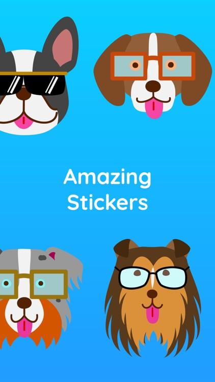 Pet Lovers Emojis Sticker Pack screenshot-3
