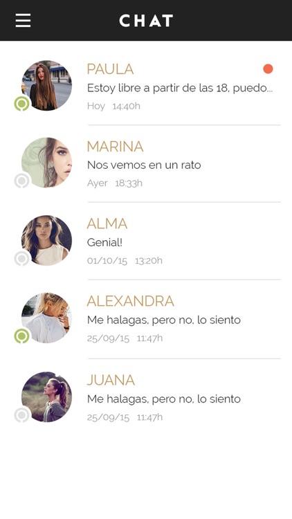 UNIQ - App Ligar con gente VIP screenshot-3