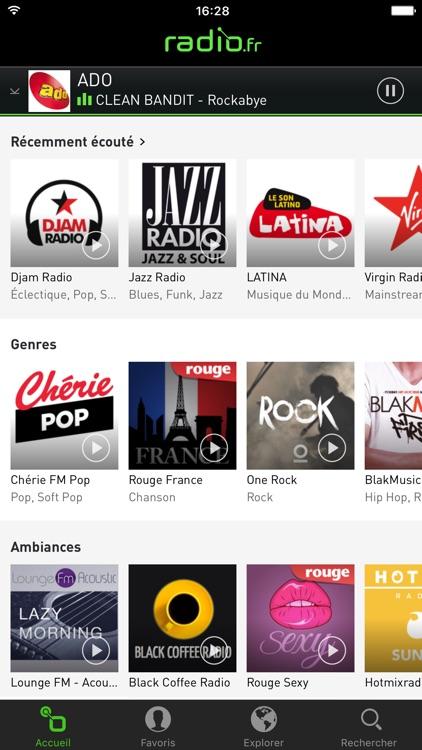 radio.fr Musique, Radios, FM