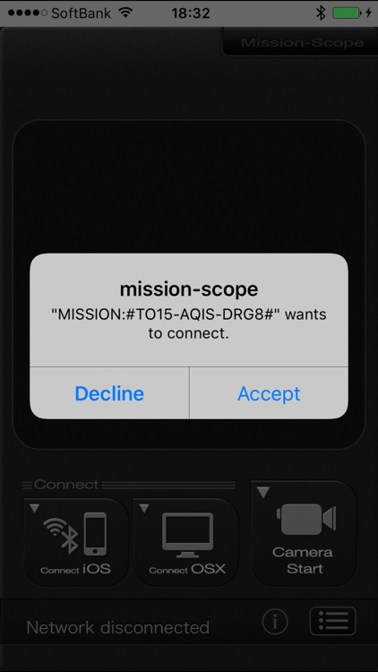 Mission Scope