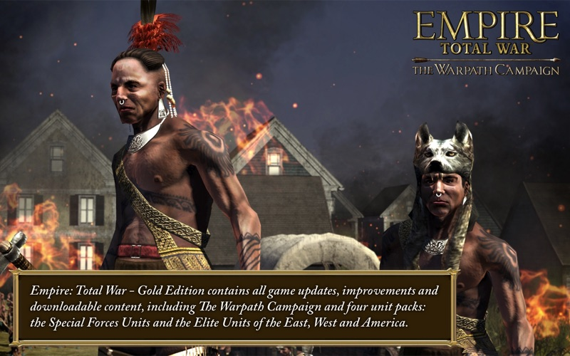 Screenshot #1 for Empire: Total War - Gold Edition