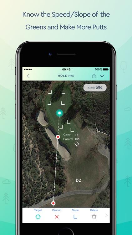 LoPro Golf GPS + Yardage Book