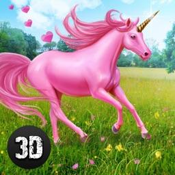 My Little Unicorn Rider 3D Full