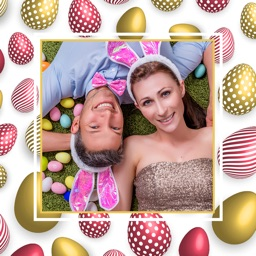 Easter Photo Frames Collage Editor