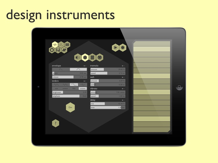 Chordion : Musical Instrument & MIDI Controller screenshot-4