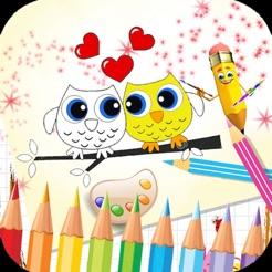 Kiss Coloring Book Love Your Princess Color Me On The