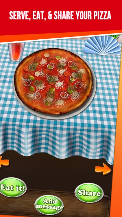 My Pizza Shop - Pizza Maker screenshot-4