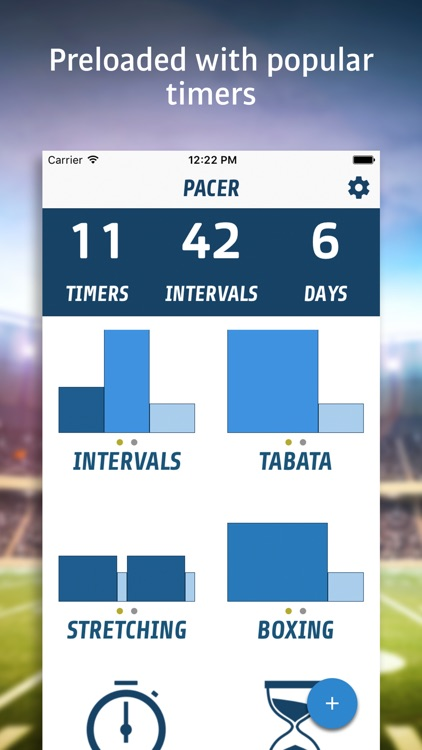 Pacer - Interval Fitness Timer