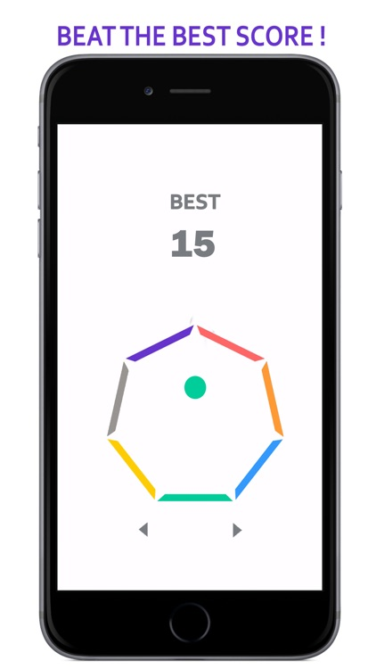 Bouncing Color Ball: An impossible addictive game screenshot-3