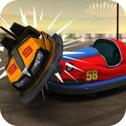Car Crash DEMOLITION DERBY - Bumper Cars Arena