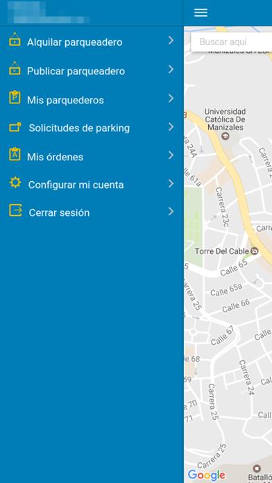 Rent a ParkingCaptura de pantalla de2