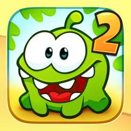Ícone do app Cut the Rope 2