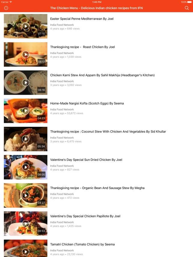 Indian recipes food recipes cookbook meal plans en app store forumfinder Choice Image