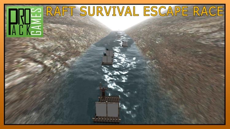 Raft Survival Escape Race - Ship Life Simulator 3D app image