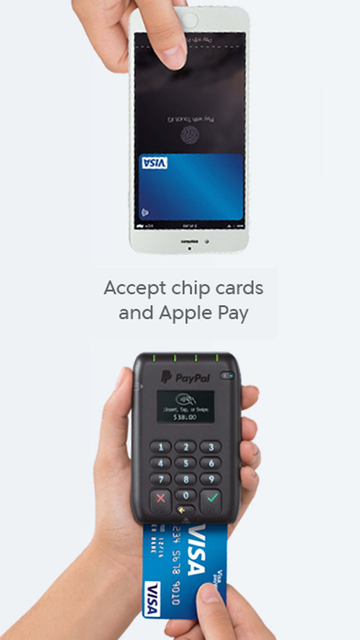 PayPal Here - Point of Sale Screenshot