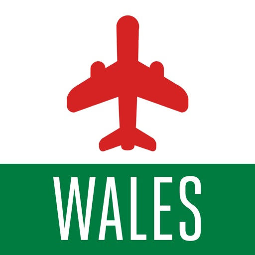 Wales Travel Guide with Offline City Street Map