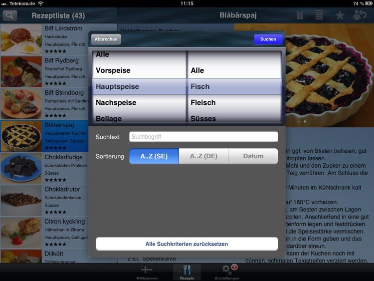 Köttbullar - Die Koch-App
