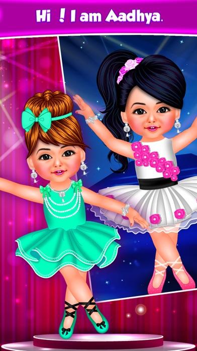 Baby Doll Ballerina Fashion Salon screenshot two