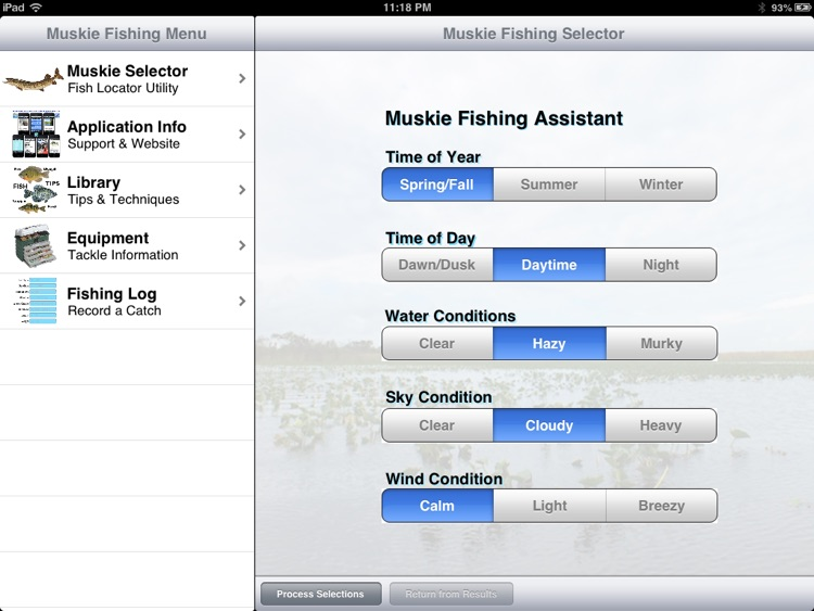 Muskie Fishing Pro screenshot-0