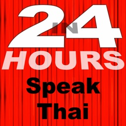 In 24 Hours Learn to Speak Thai