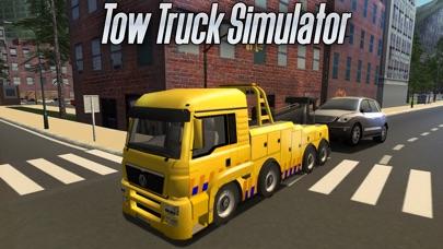 Tow Truck Driving Simulator 3D Full Screenshot