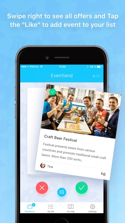 Eventland- top events & places