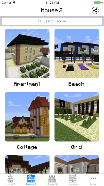 House building ideas guide for minecraft pe by khoa huynh for Home building guide