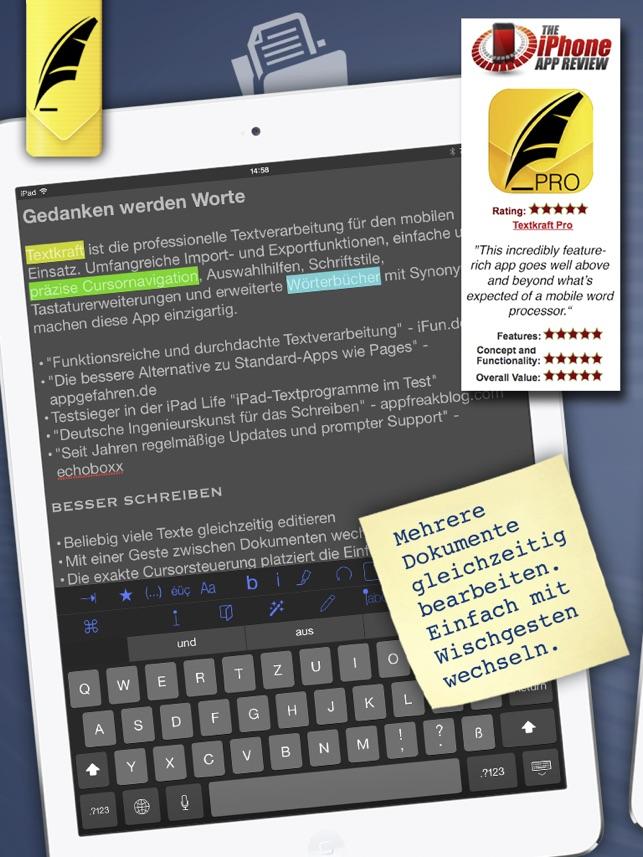 Von App Zum Texten Schreiben