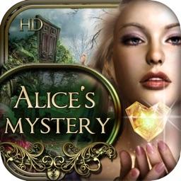 Alice's Secrets in Wonderland : Hidden Objects