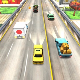 Real Highway Nitro Car Racing Game Pro