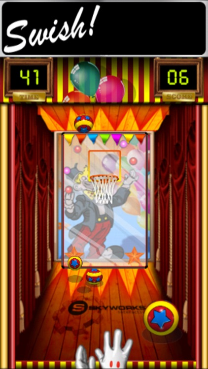 Arcade Hoops Basketball™ screenshot-3