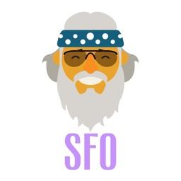 San Francisco Travel Guide, Planner, Offline Map