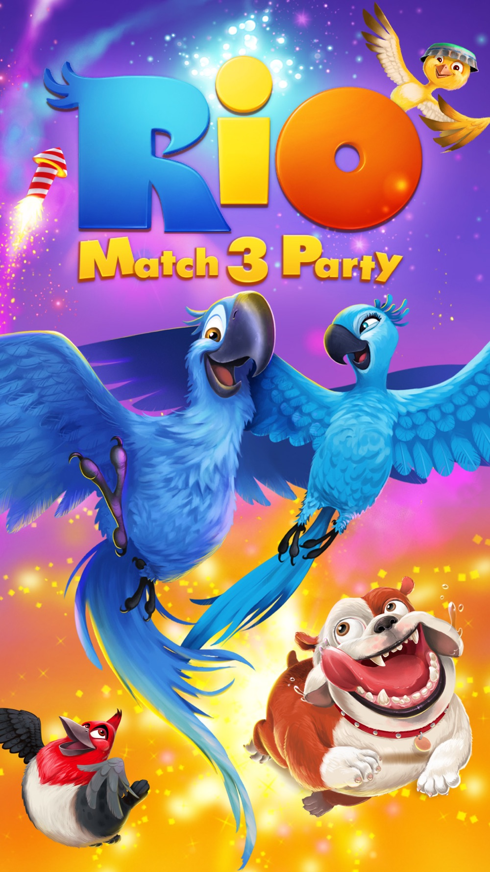 Rio: Match 3 Party Cheat Codes