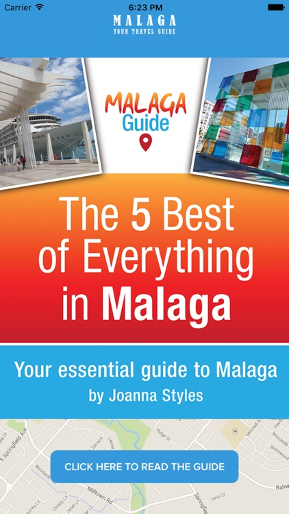 The 5 Best of Everything in Malaga