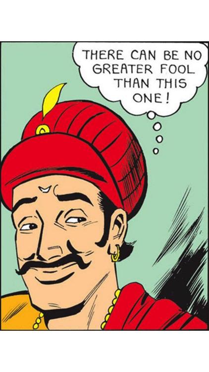 Birbal The Witty - Amar Chitra Katha Comics
