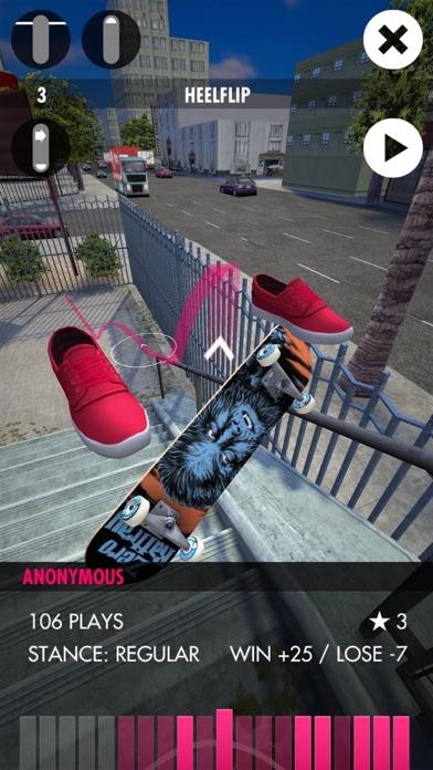 Screenshot for Skater - Skatista in Brazil App Store