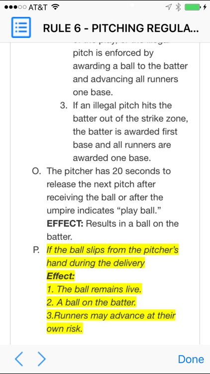 USA Softball 2017 Rulebook screenshot-3