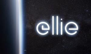 Ellie - A Beautiful TV Clock