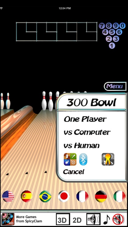 300 Bowl Universal screenshot-1