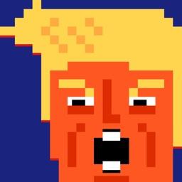 Democracy vs Donald Trump - Protest Simulator