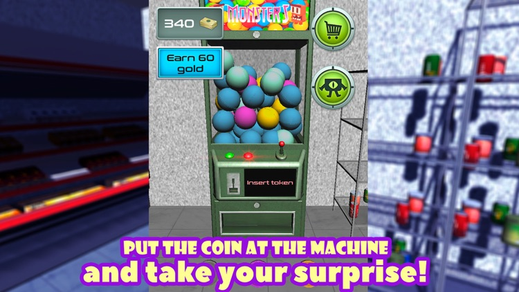 Surprise Egg: Toy Vending Machine
