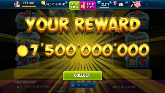 Rich Santa Slots: Vegas Casino Screenshot