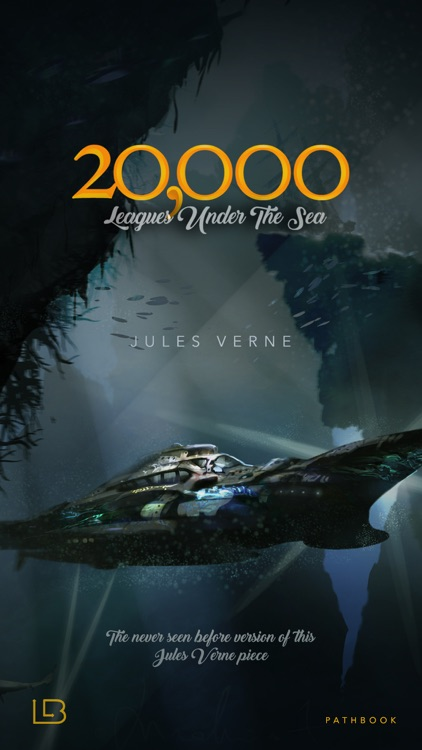20000 Leagues Under the Sea - Interactive Fiction