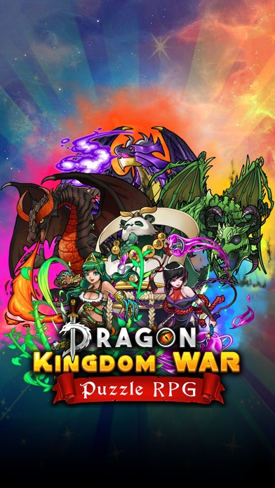 Dragons Kingdom War: Puzzle & Card RPG Game-4