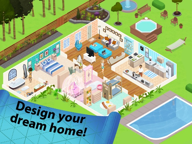 home design story dream life for ios free and decorate my house online  Home Design Story on the App Store