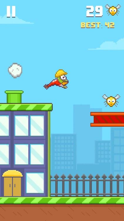 Hoppy Frog 2 - City Escape screenshot-0