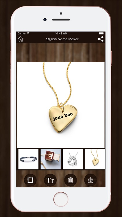 Name Maker - Stylish Name Writing on Pictures