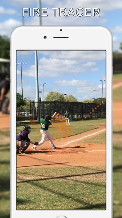 Shot Tracer - Baseball screenshot 4