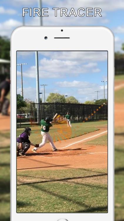 Shot Tracer - Baseball screenshot-3