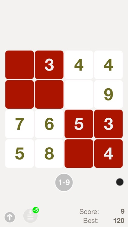 + & - : A Zen game